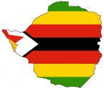 Flag-map-of-Zimbabwe