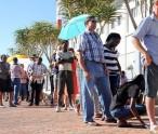 Namibians grab land amidst housing crisis