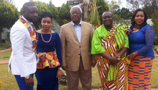 Zimbabwe wedding traditions