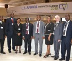 US AFRICA buness delegation